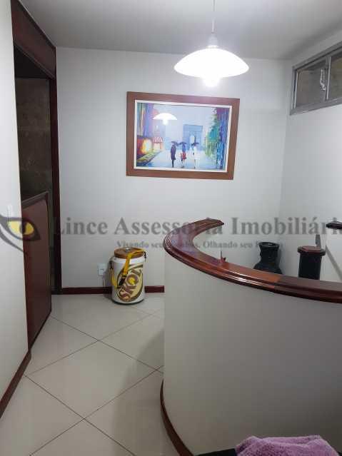 9-hall 2º piso - Cobertura 3 quartos à venda Rio Comprido, Norte,Rio de Janeiro - R$ 670.000 - TACO30158 - 10