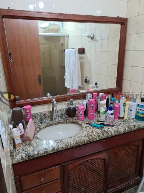 10-banheiro social 2 - Cobertura 3 quartos à venda Rio Comprido, Norte,Rio de Janeiro - R$ 670.000 - TACO30158 - 11