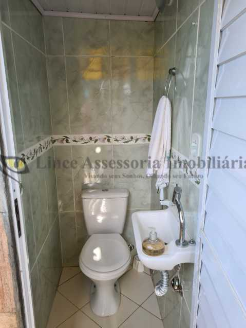 15-banheiro lavabo 2 - Cobertura 3 quartos à venda Rio Comprido, Norte,Rio de Janeiro - R$ 670.000 - TACO30158 - 16