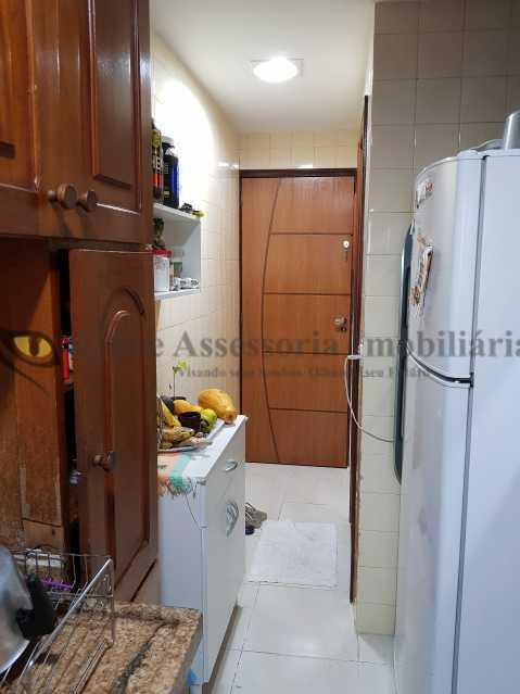 17-cozinha 2 - Cobertura 3 quartos à venda Rio Comprido, Norte,Rio de Janeiro - R$ 670.000 - TACO30158 - 18