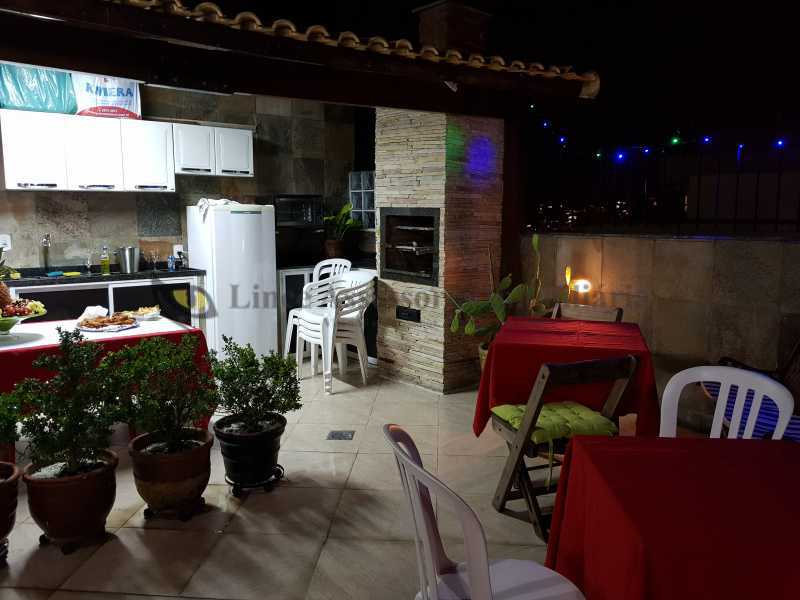 20-terraço - Cobertura 3 quartos à venda Rio Comprido, Norte,Rio de Janeiro - R$ 670.000 - TACO30158 - 21