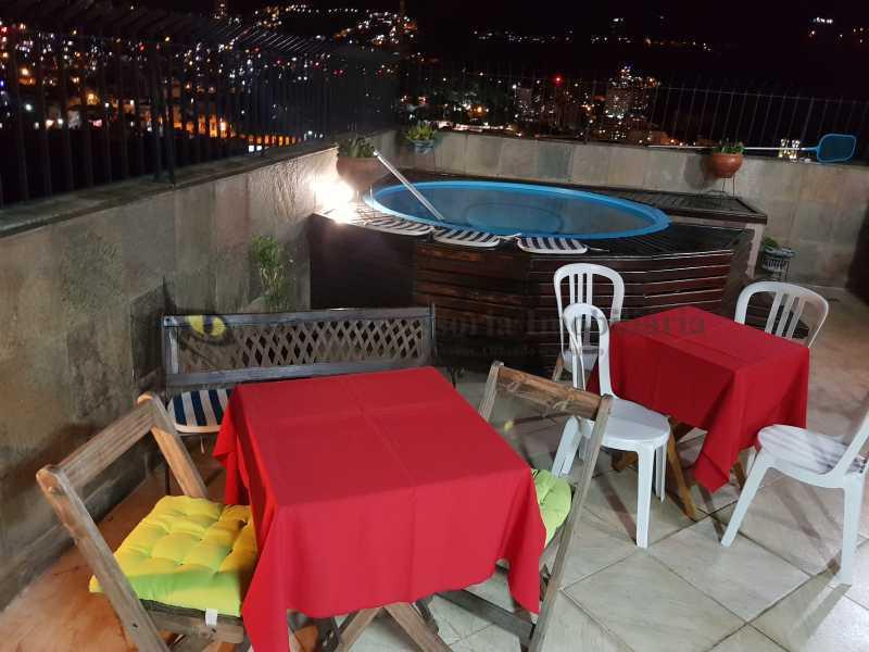 21-terraço 3 - Cobertura 3 quartos à venda Rio Comprido, Norte,Rio de Janeiro - R$ 670.000 - TACO30158 - 22