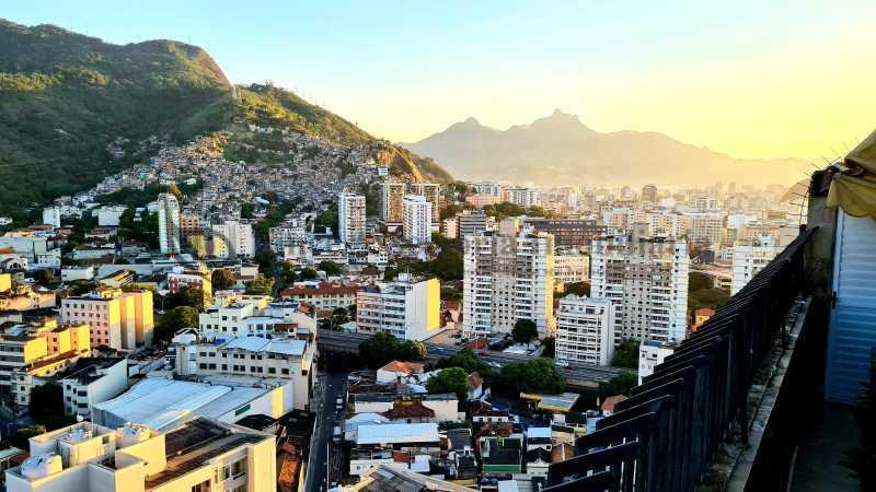 23-vista - Cobertura 3 quartos à venda Rio Comprido, Norte,Rio de Janeiro - R$ 670.000 - TACO30158 - 24
