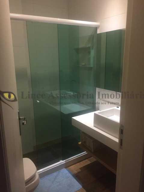 Banheiro - Apartamento 2 quartos à venda Maracanã, Norte,Rio de Janeiro - R$ 825.000 - TAAP22462 - 14