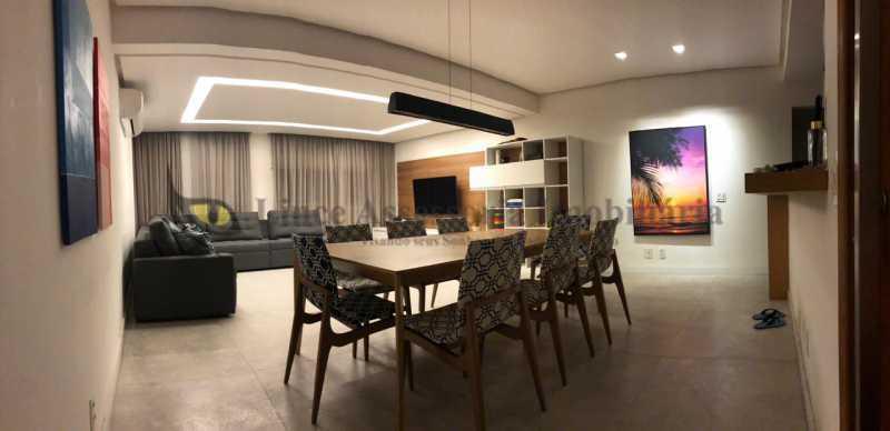 Sala - Apartamento 2 quartos à venda Maracanã, Norte,Rio de Janeiro - R$ 825.000 - TAAP22462 - 4