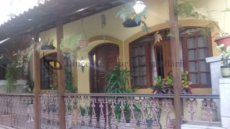 1 ENTRADAEVARANDA1.0 - Casa de Vila 4 quartos à venda Vila Isabel, Norte,Rio de Janeiro - R$ 960.000 - TACV40028 - 1