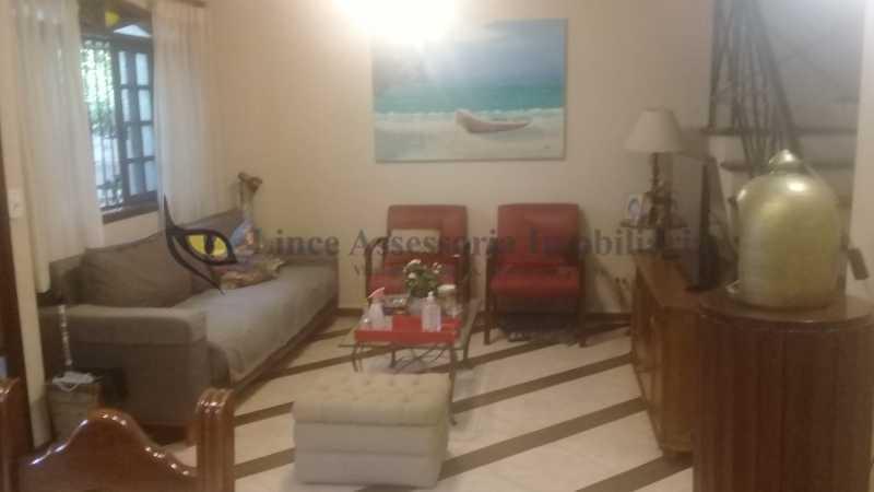 1.1 SALADEESTAR1.0 - Casa de Vila 4 quartos à venda Vila Isabel, Norte,Rio de Janeiro - R$ 960.000 - TACV40028 - 3