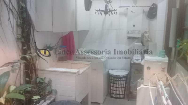 6 ÁREADESERVIÇO1.0 - Casa de Vila 4 quartos à venda Vila Isabel, Norte,Rio de Janeiro - R$ 960.000 - TACV40028 - 8