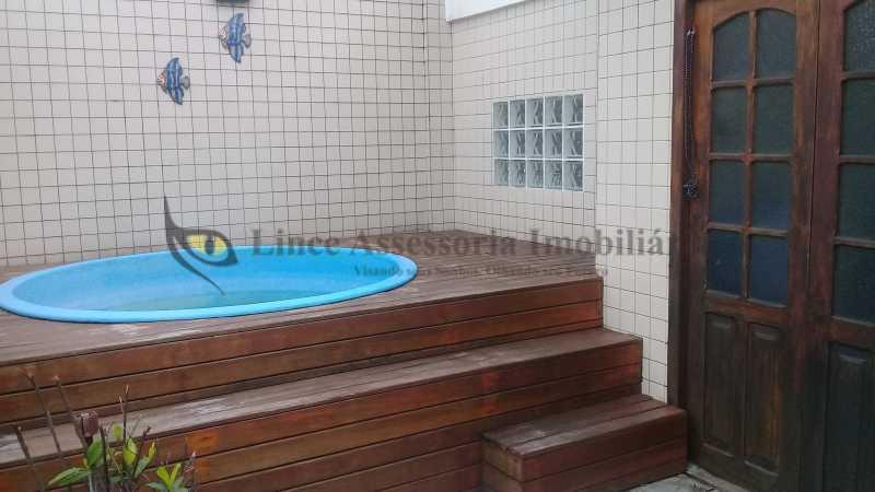 18 PISCINA1.1 - Casa de Vila 4 quartos à venda Vila Isabel, Norte,Rio de Janeiro - R$ 960.000 - TACV40028 - 20