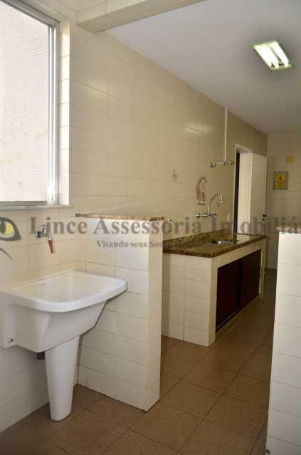 Área-de-Serviço - Apartamento 2 quartos à venda Rio Comprido, Norte,Rio de Janeiro - R$ 459.000 - TAAP22466 - 24
