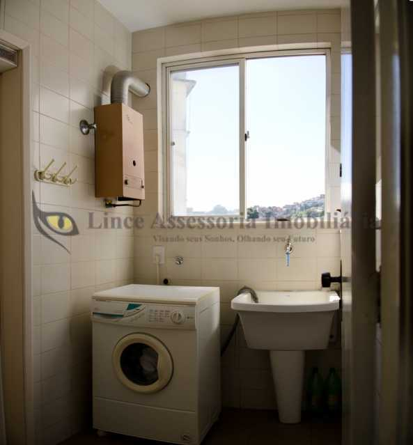 Área-de-Serviço - Apartamento 2 quartos à venda Rio Comprido, Norte,Rio de Janeiro - R$ 459.000 - TAAP22466 - 25