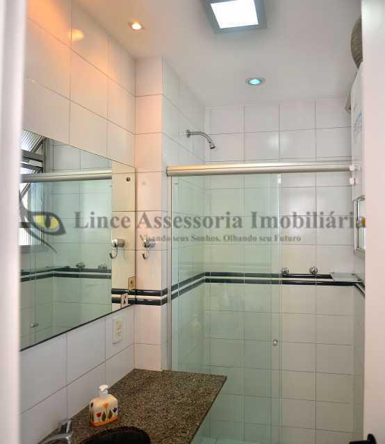Banheiro-Social - Apartamento 2 quartos à venda Rio Comprido, Norte,Rio de Janeiro - R$ 459.000 - TAAP22466 - 19