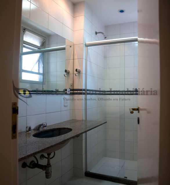 Banheiro-Social - Apartamento 2 quartos à venda Rio Comprido, Norte,Rio de Janeiro - R$ 459.000 - TAAP22466 - 20