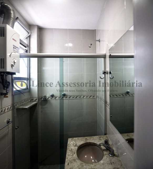 Banheiro-Suíte - Apartamento 2 quartos à venda Rio Comprido, Norte,Rio de Janeiro - R$ 459.000 - TAAP22466 - 21