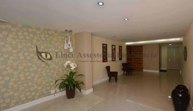 Portaria - Apartamento 2 quartos à venda Rio Comprido, Norte,Rio de Janeiro - R$ 459.000 - TAAP22466 - 31