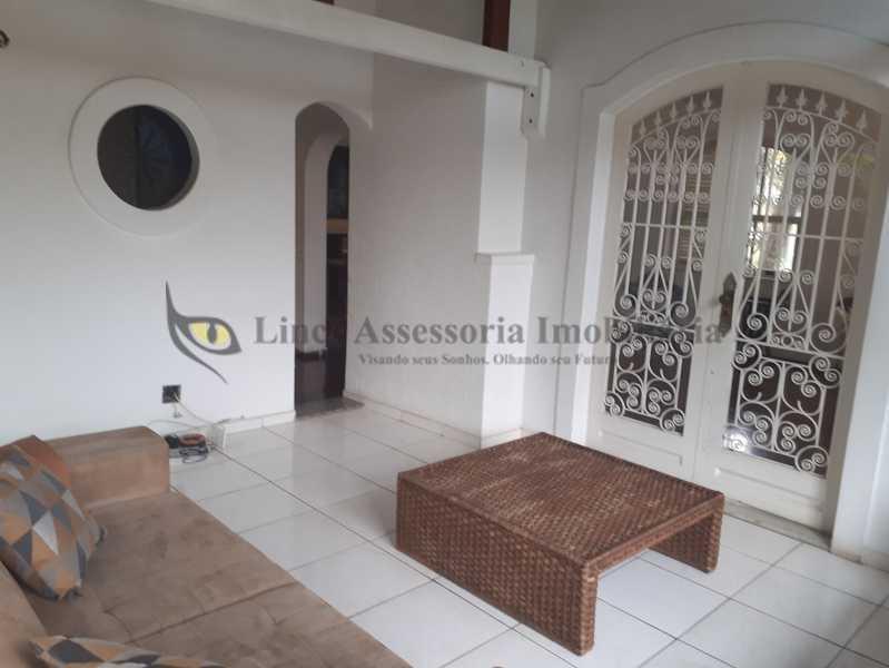 Sala - Casa 3 quartos à venda Tijuca, Norte,Rio de Janeiro - R$ 1.200.000 - TACA30120 - 6