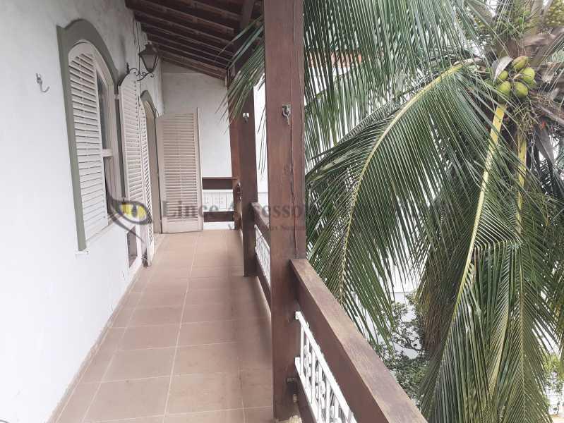 Varanda - Casa 3 quartos à venda Tijuca, Norte,Rio de Janeiro - R$ 1.200.000 - TACA30120 - 30