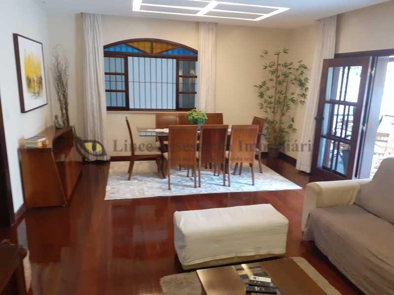 Sala - Casa 4 quartos à venda Grajaú, Norte,Rio de Janeiro - R$ 2.500.000 - TACA40076 - 1