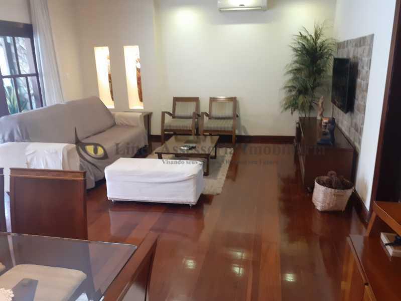 Sala - Casa 4 quartos à venda Grajaú, Norte,Rio de Janeiro - R$ 2.500.000 - TACA40076 - 4