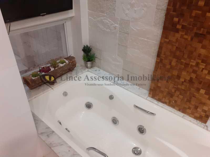 Banheiro - Casa 4 quartos à venda Grajaú, Norte,Rio de Janeiro - R$ 2.500.000 - TACA40076 - 14