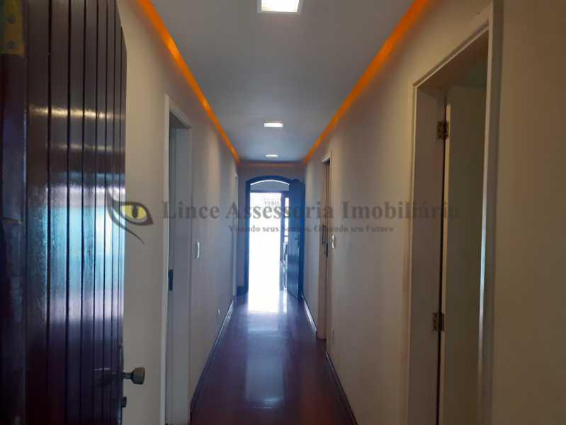 Circulação - Casa 4 quartos à venda Grajaú, Norte,Rio de Janeiro - R$ 2.500.000 - TACA40076 - 6