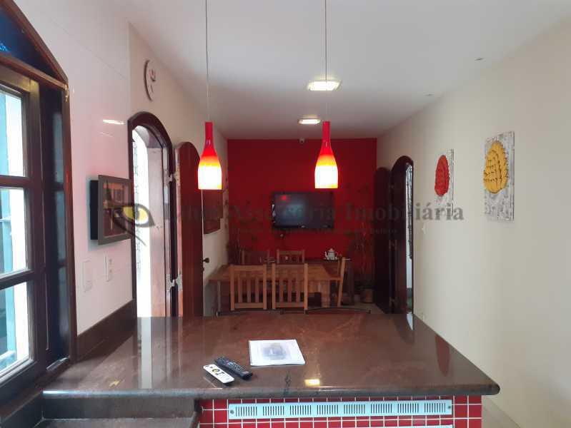 Copa Cozinha - Casa 4 quartos à venda Grajaú, Norte,Rio de Janeiro - R$ 2.500.000 - TACA40076 - 22