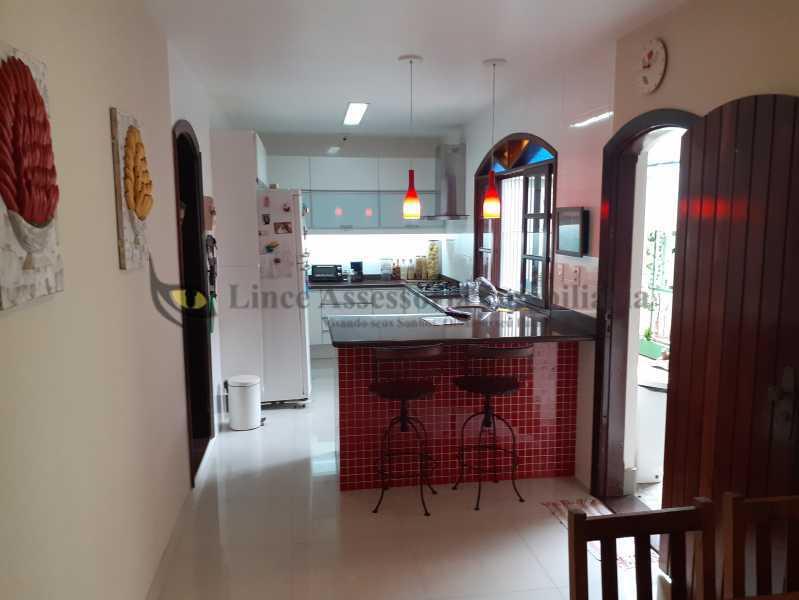 Copa Cozinha - Casa 4 quartos à venda Grajaú, Norte,Rio de Janeiro - R$ 2.500.000 - TACA40076 - 23