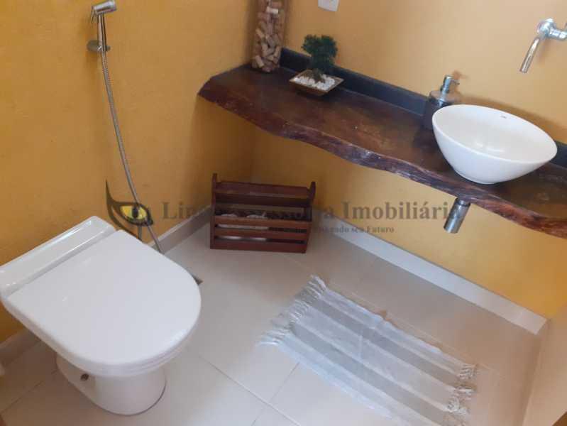 Banheiro - Casa 4 quartos à venda Grajaú, Norte,Rio de Janeiro - R$ 2.500.000 - TACA40076 - 16
