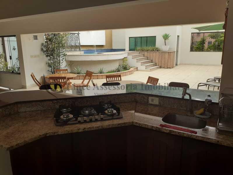 Cozinha Pegundo Piso - Casa 4 quartos à venda Grajaú, Norte,Rio de Janeiro - R$ 2.500.000 - TACA40076 - 26