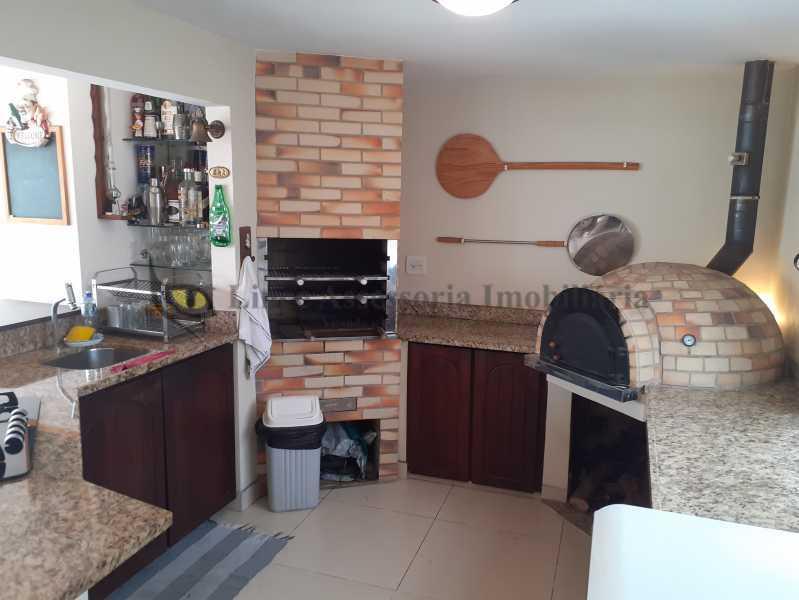 Cozinha Pegundo Piso - Casa 4 quartos à venda Grajaú, Norte,Rio de Janeiro - R$ 2.500.000 - TACA40076 - 27
