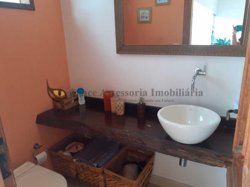 Banheiro - Casa 4 quartos à venda Grajaú, Norte,Rio de Janeiro - R$ 2.500.000 - TACA40076 - 19
