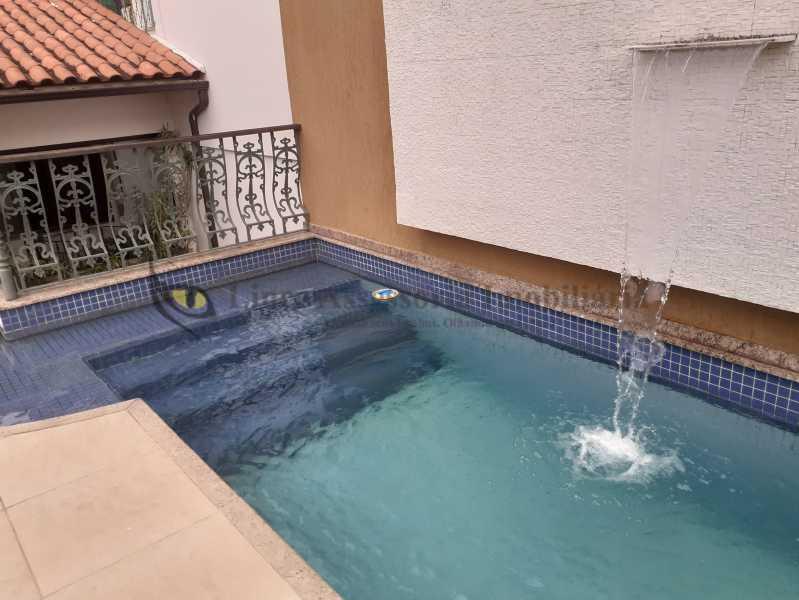 Piscina - Casa 4 quartos à venda Grajaú, Norte,Rio de Janeiro - R$ 2.500.000 - TACA40076 - 28