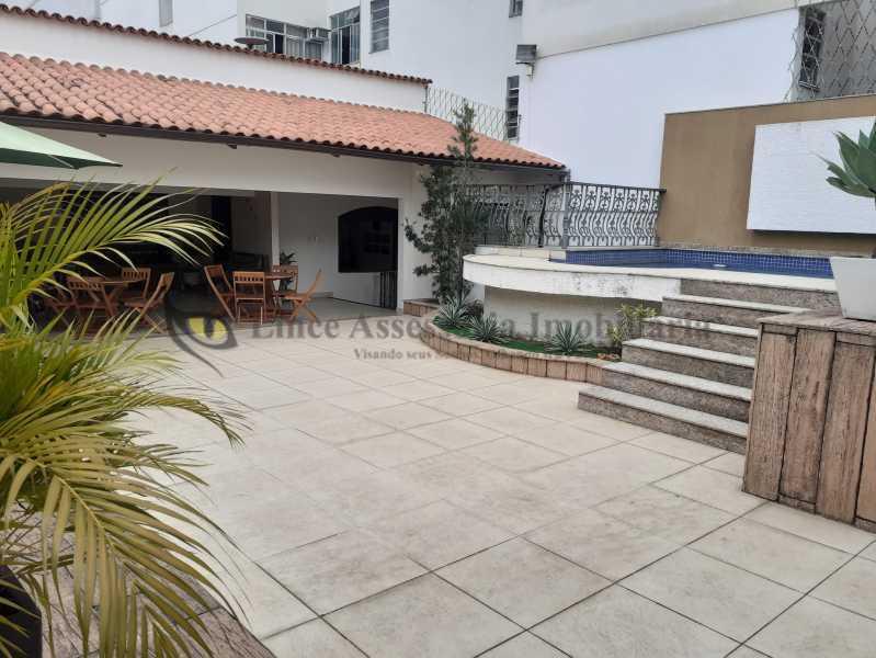 Terraço - Casa 4 quartos à venda Grajaú, Norte,Rio de Janeiro - R$ 2.500.000 - TACA40076 - 29
