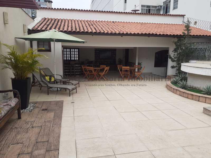 Terraço - Casa 4 quartos à venda Grajaú, Norte,Rio de Janeiro - R$ 2.500.000 - TACA40076 - 30
