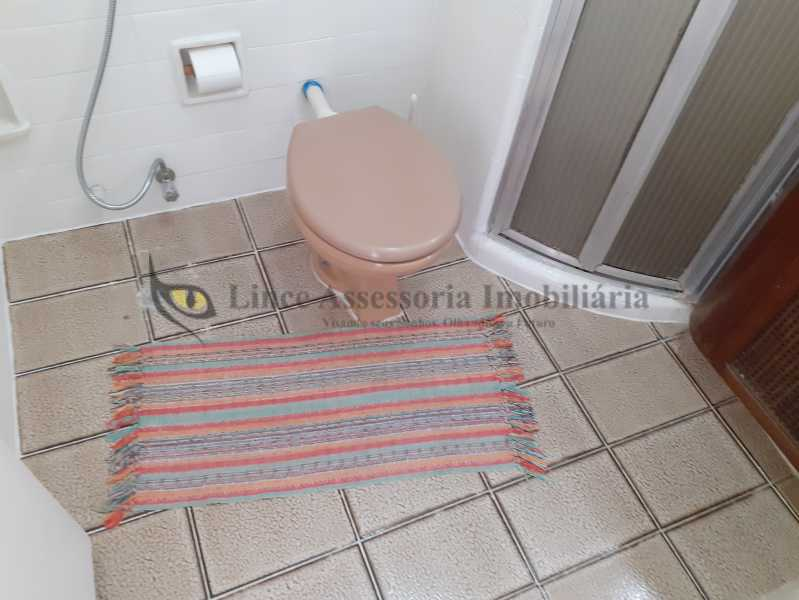 Banheiro - Cobertura 2 quartos à venda Tijuca, Norte,Rio de Janeiro - R$ 610.000 - TACO20095 - 23