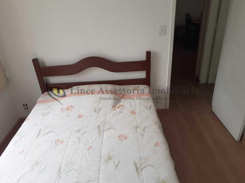 Quarto - Cobertura 2 quartos à venda Tijuca, Norte,Rio de Janeiro - R$ 610.000 - TACO20095 - 14
