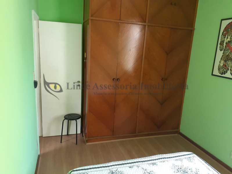 Quarto - Cobertura 2 quartos à venda Tijuca, Norte,Rio de Janeiro - R$ 610.000 - TACO20095 - 19