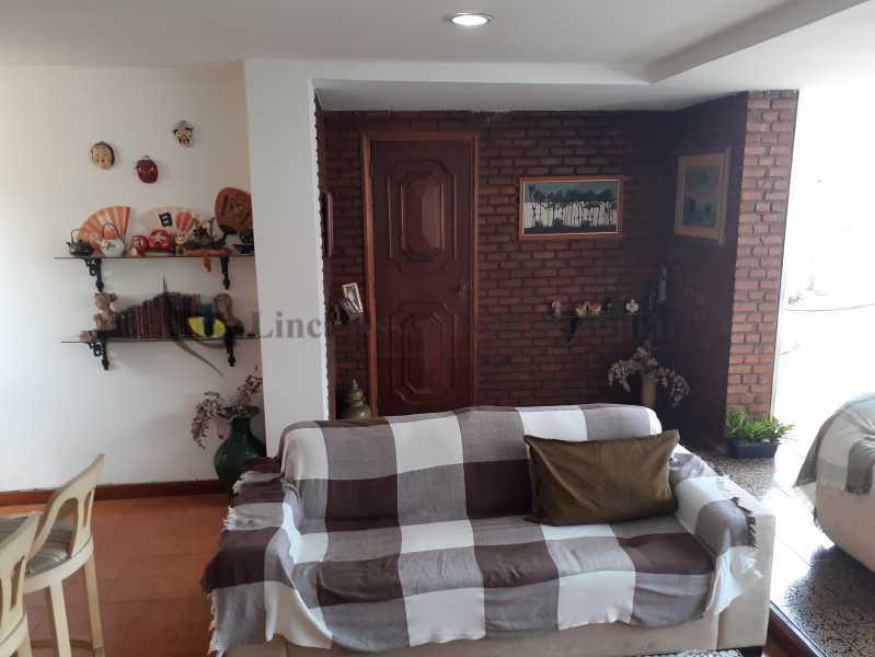 Sala - Cobertura 2 quartos à venda Tijuca, Norte,Rio de Janeiro - R$ 610.000 - TACO20095 - 6