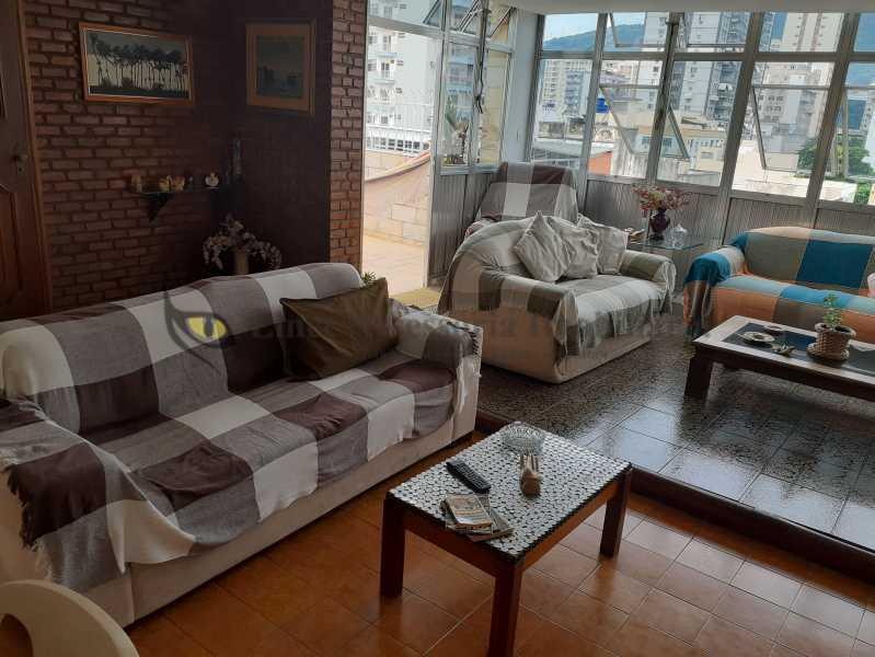 Sala - Cobertura 2 quartos à venda Tijuca, Norte,Rio de Janeiro - R$ 610.000 - TACO20095 - 7