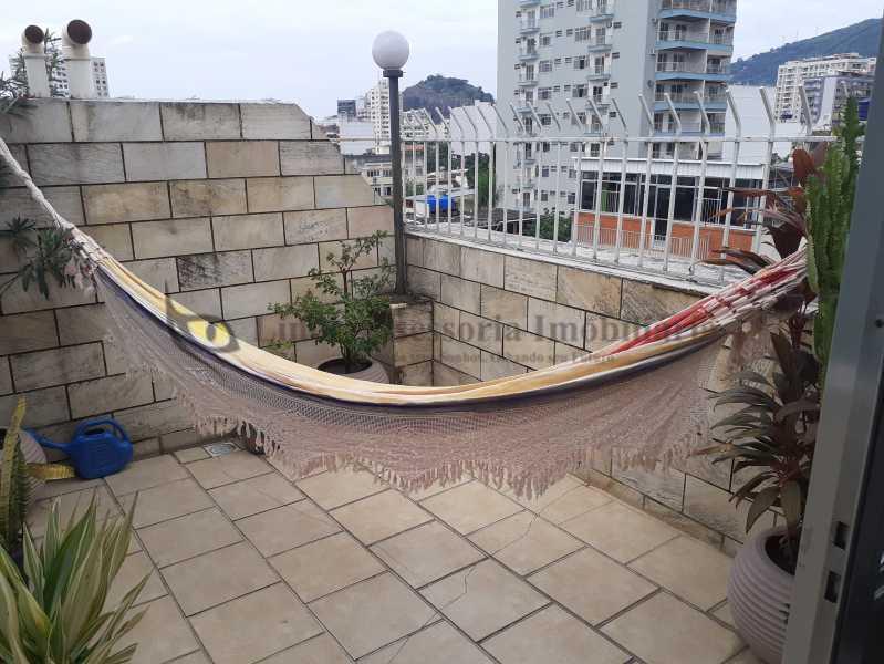 Terraço - Cobertura 2 quartos à venda Tijuca, Norte,Rio de Janeiro - R$ 610.000 - TACO20095 - 31