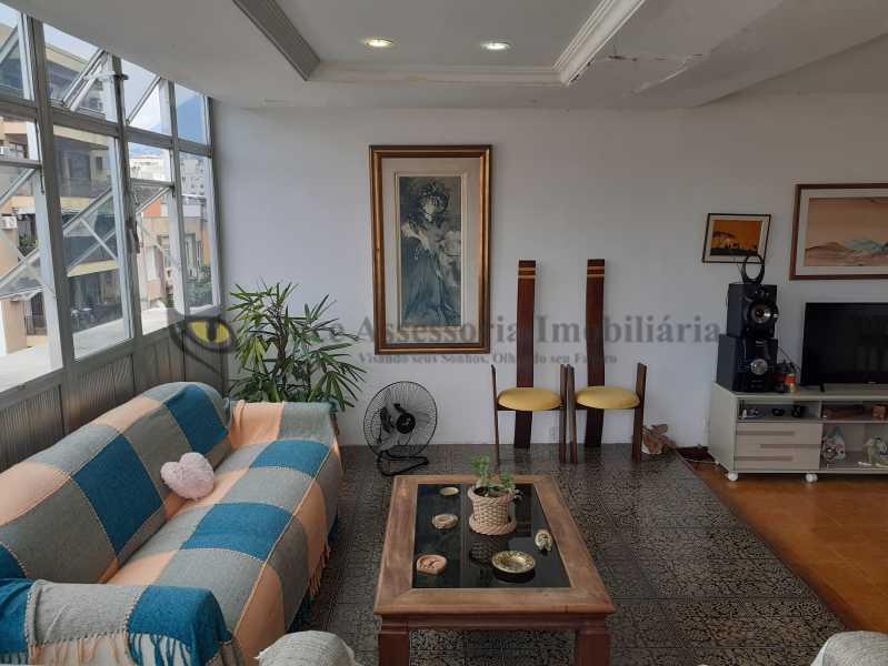 Sala - Cobertura 2 quartos à venda Tijuca, Norte,Rio de Janeiro - R$ 610.000 - TACO20095 - 4