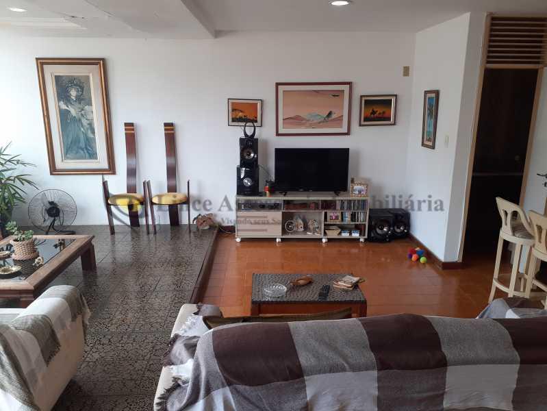 Sala - Cobertura 2 quartos à venda Tijuca, Norte,Rio de Janeiro - R$ 610.000 - TACO20095 - 5
