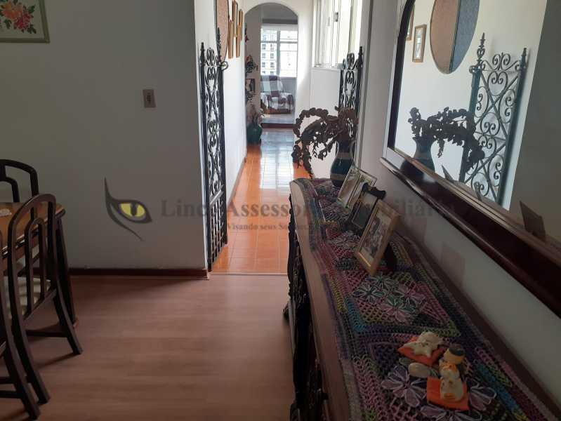 Sala de Jantar - Cobertura 2 quartos à venda Tijuca, Norte,Rio de Janeiro - R$ 610.000 - TACO20095 - 11