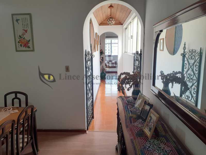 Sala de Jantar - Cobertura 2 quartos à venda Tijuca, Norte,Rio de Janeiro - R$ 610.000 - TACO20095 - 9