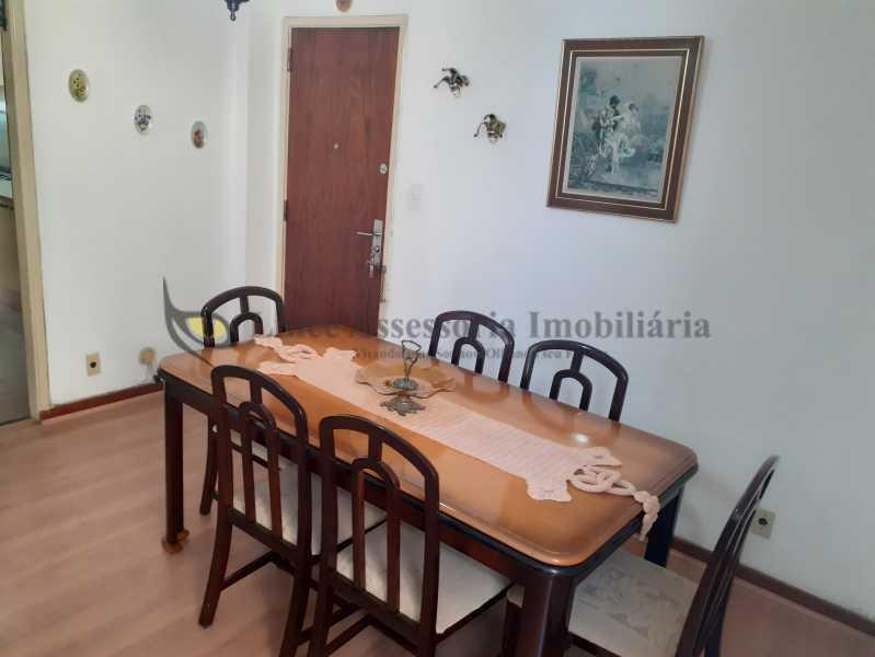 Sala de Jantar - Cobertura 2 quartos à venda Tijuca, Norte,Rio de Janeiro - R$ 610.000 - TACO20095 - 8