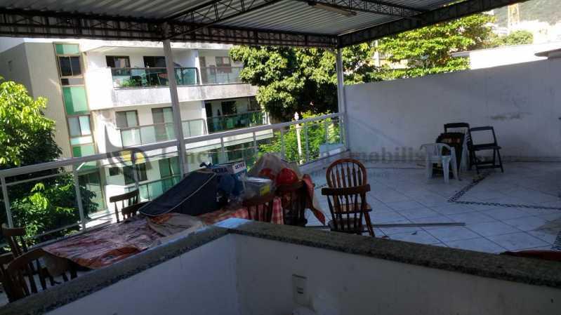 terraço - Casa 3 quartos à venda Vila Isabel, Norte,Rio de Janeiro - R$ 850.000 - TACA30121 - 16