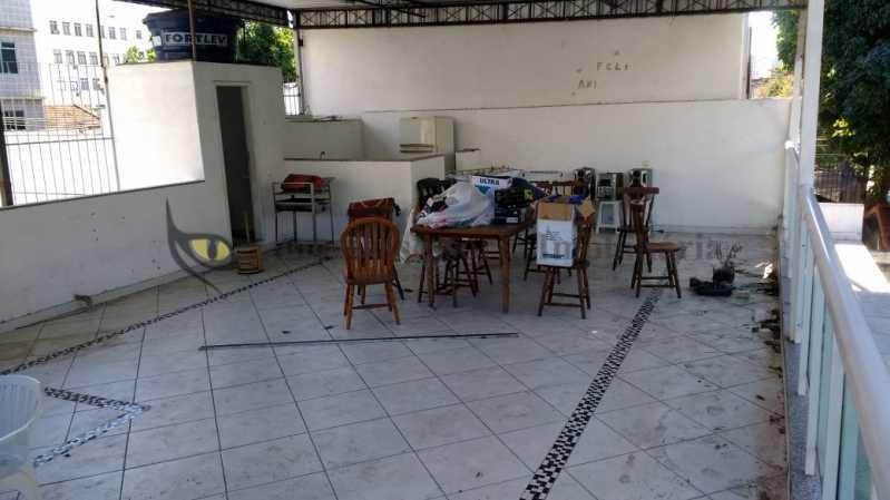 terraço2 - Casa 3 quartos à venda Vila Isabel, Norte,Rio de Janeiro - R$ 850.000 - TACA30121 - 17