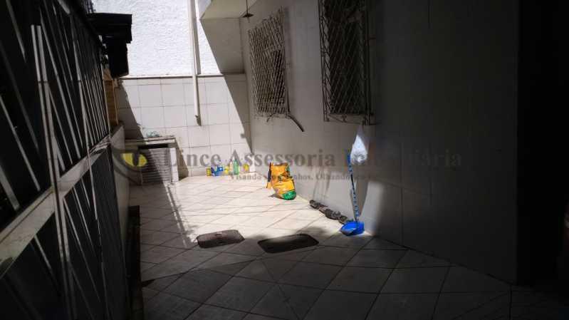 varanda - Casa 3 quartos à venda Vila Isabel, Norte,Rio de Janeiro - R$ 850.000 - TACA30121 - 11