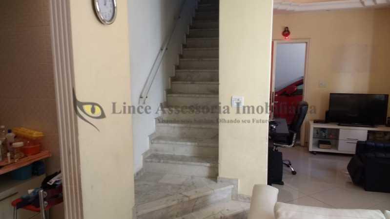 acesso - Casa 3 quartos à venda Vila Isabel, Norte,Rio de Janeiro - R$ 850.000 - TACA30121 - 12