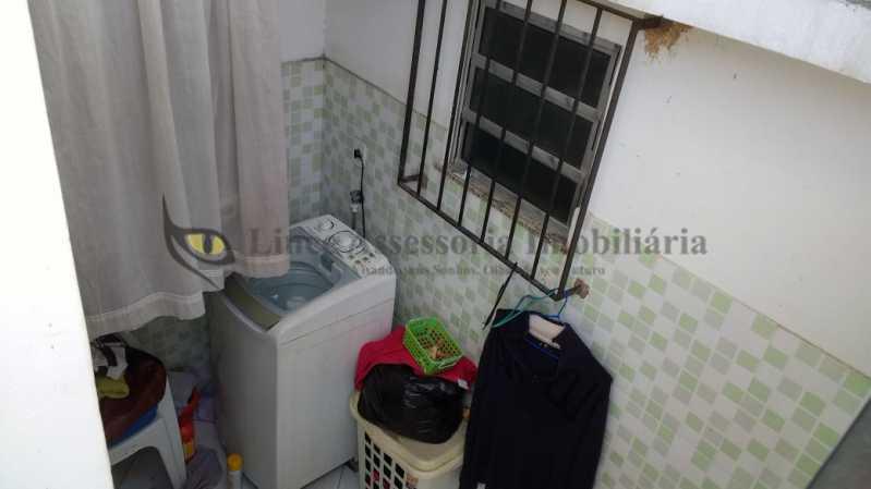 lavanderia - Casa 3 quartos à venda Vila Isabel, Norte,Rio de Janeiro - R$ 850.000 - TACA30121 - 23